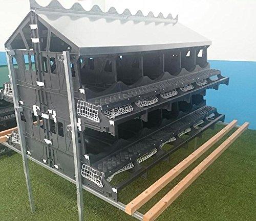 ponederos caseros construccion